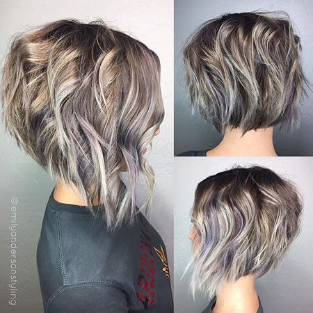 Trendy Hair, Women, Trendy, Bob, Summer, Long, Locks, Frisyrer