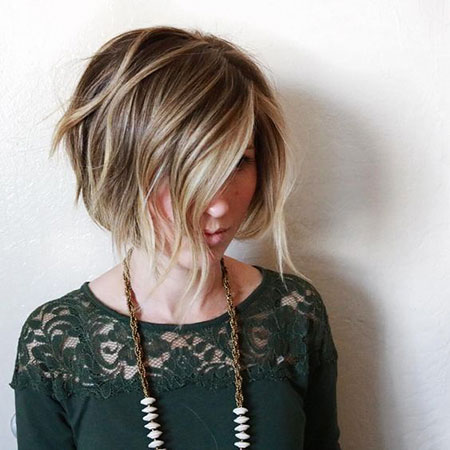 Summer Hair, Bob, Women, Balayage, Up, Trendy, Sunglasses