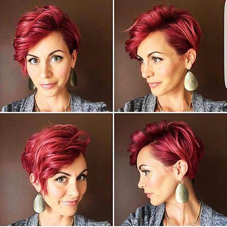 Sassy Hair, Pixie, Kapsels, Womens, Women, Thick, Sassy, Rose