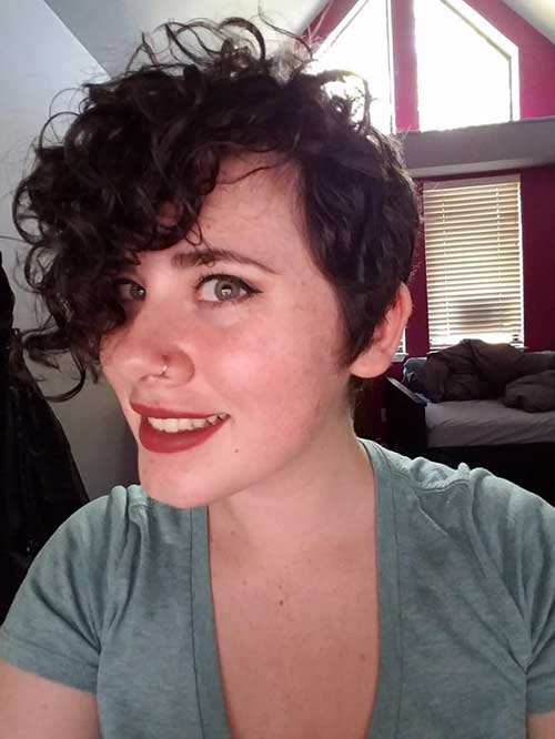 Curly Short Haircuts-8
