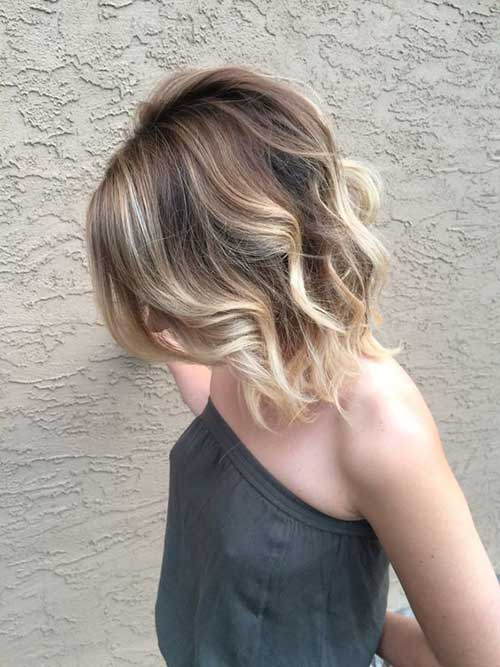 Highlights for Short Hair-9