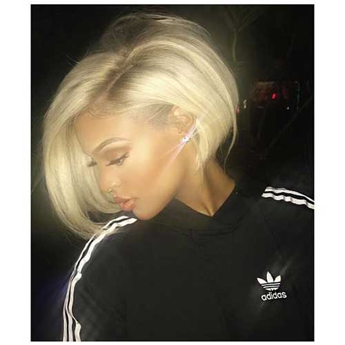 Completely Attractive Bob Haircuts For Women Short
