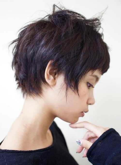 Short Layered Haircuts-14
