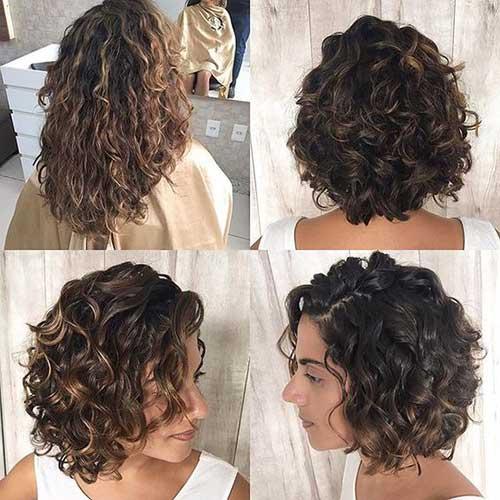 6.Short Haircut for Women Over 40