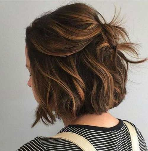 Cute Short Haircuts-7