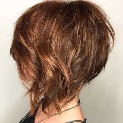 Latest Short Hairstyles-7