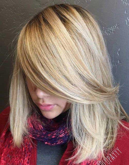 Short Layered Haircuts-9