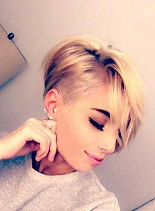 Hairstyles for Short Fine Hair