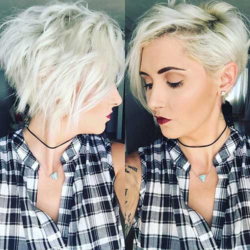 Modern Short Haircuts 2017