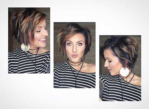 Short Hair for Women Over 40