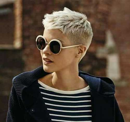 Brilliant Short Haircuts for Women with Fine Hair | Short Hairstyles ...