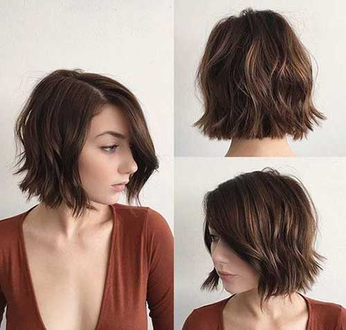 Wavy Short Hairstyles You Must See | Short Hairstyles ...