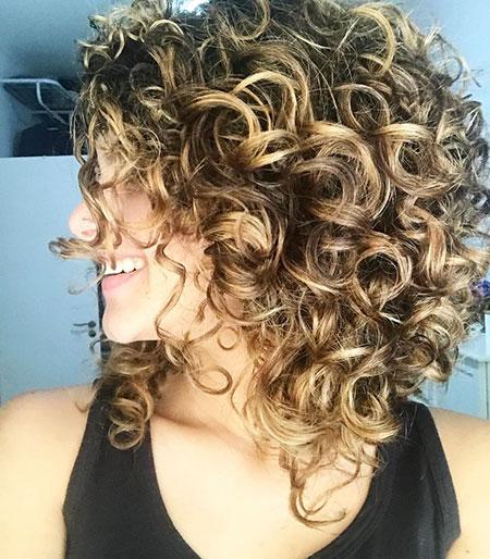 Curly Bob Updo Layered Curl Cara , Curly Bob
