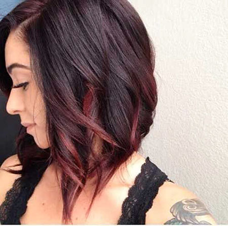 Ombre, Red Ombre Hair
