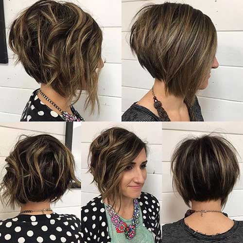 Graduated Bob Hairstyles-13