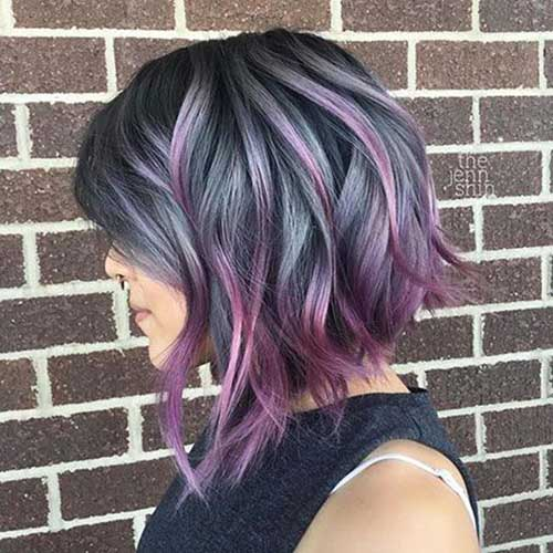 Best Hair Colors For Short Hairstyles Short Hairstyles Haircuts 2019 2020