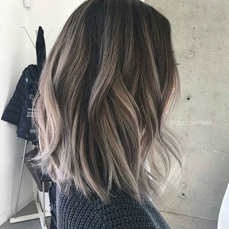 Blonde, Balayage For Dark Hair