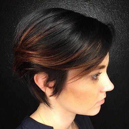 Pixie, Pixie Dark Hair