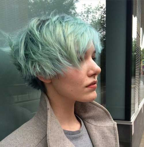 Short Hair Colors-18