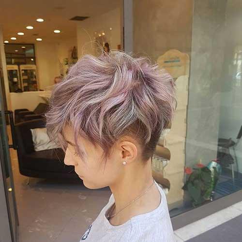 Pixie Hairstyles 2018-19
