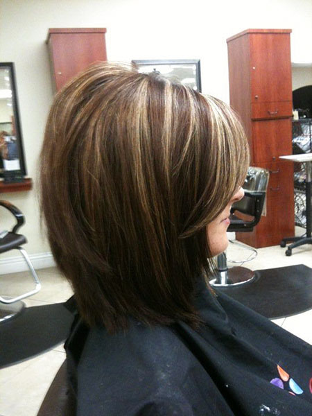 Bob, Layered Bob Hair