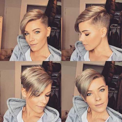 Short Haircuts 2018-20