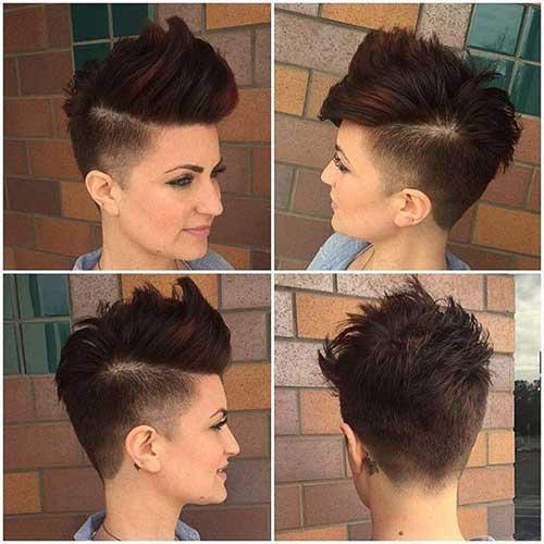 Pixie Hairstyles 2018-7
