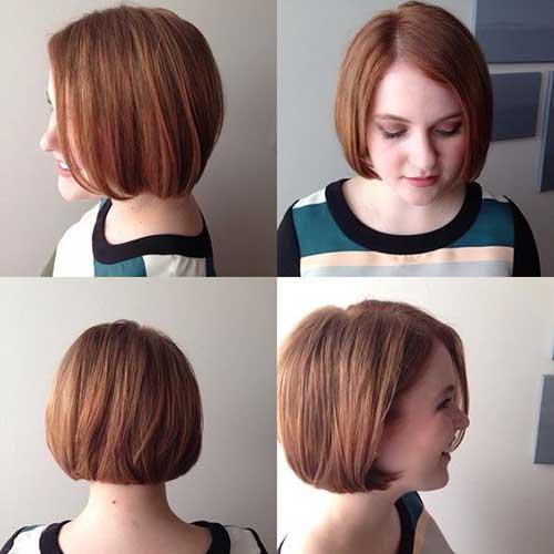 Short Haircuts 2018-8