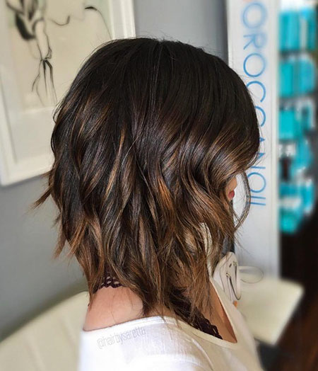 Brown, Dark Brown Highlights