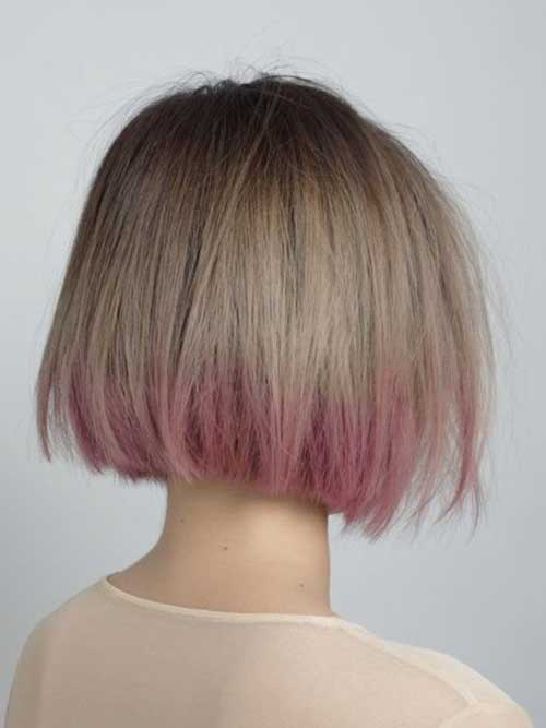Colors for Short Haircuts