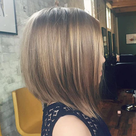 Short to Medium Hair, Bob Long Layered Girls