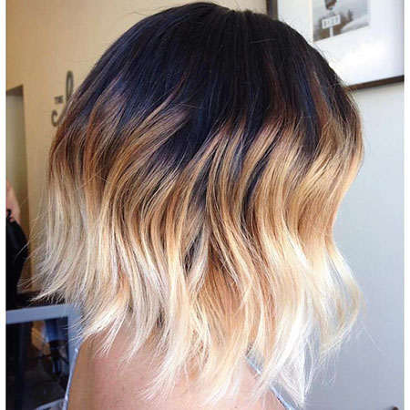 Dark Ombre Hair Color for Short Hair, Ombre Hair Color Red