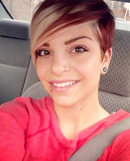 Short Pixie Hair, Short Pixie Red Haircuts