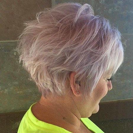 Simple Hair, Women Undercut Over Nape