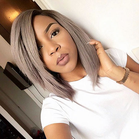 Hair Bob Black Girl