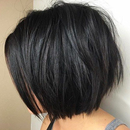 Bob Length Thick Layered