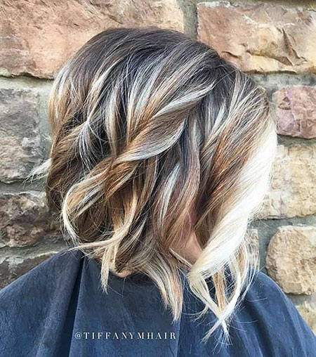 Blonde Balayage Highlights Hair
