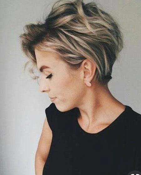 Short Pixie Haircuts Hair