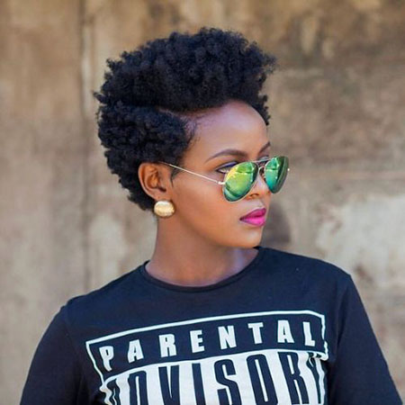 Natural Hair Twa Pretty