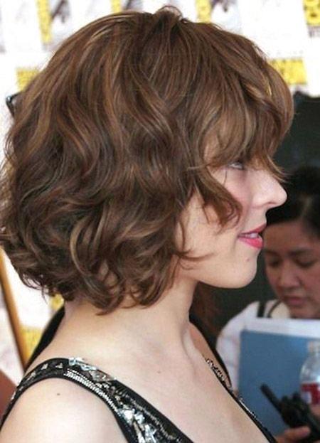 Hair Wavy Medium Cute
