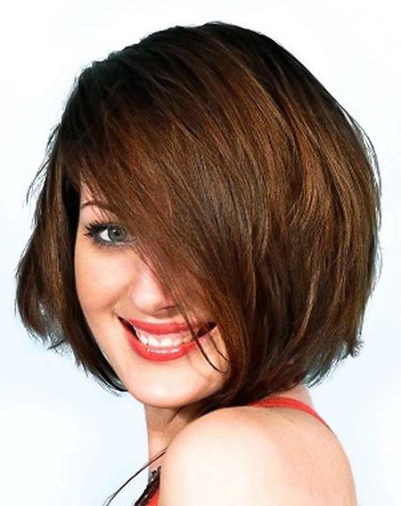 Short Round Hairtyle Hair