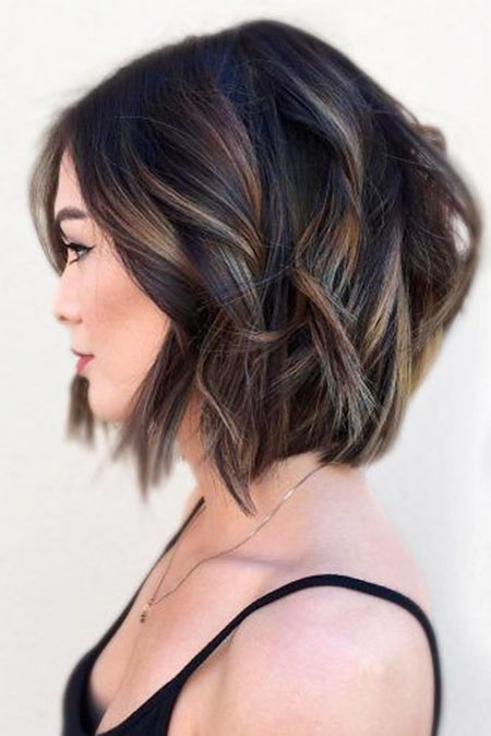 Bob Brown Balayage Years