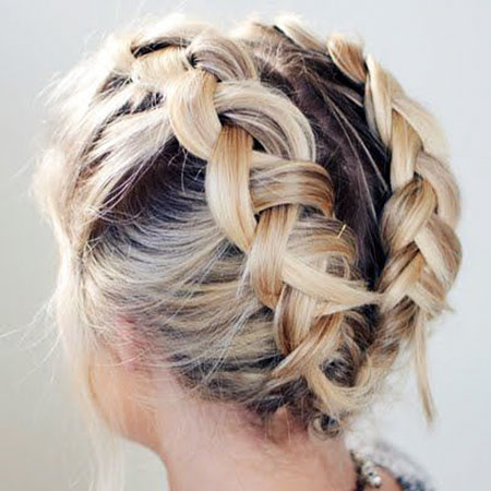 Hair Updo Hairtyles Braided