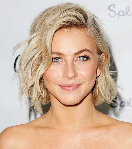 Short Julianne Hough Hair