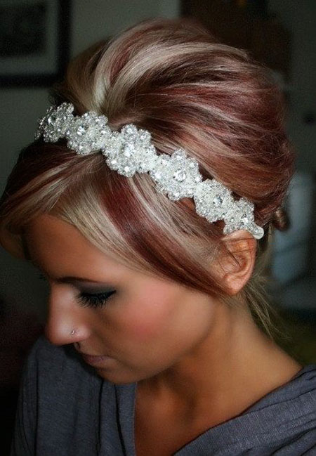 Wedding Headband Hair Bridal