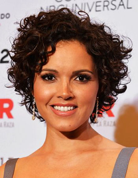 Curly Women Short Hairtyles