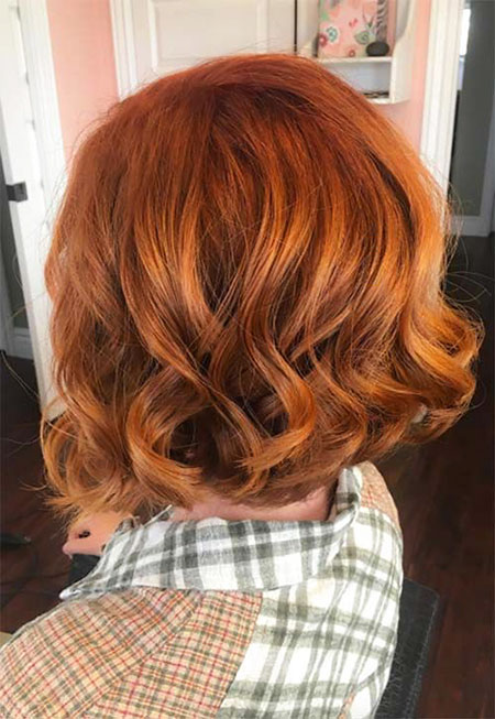 Copper Hair Color Tips