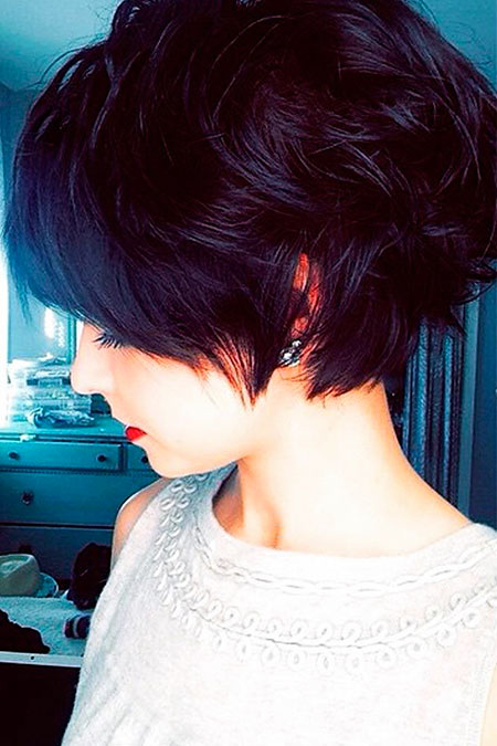 Layered Pixie Short Hairtyles