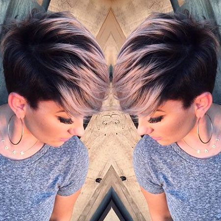 Pixie Short Undercut Haircuts