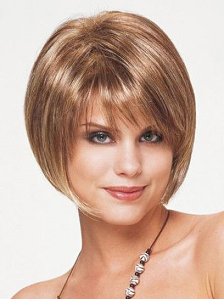 Bob Short Layered Wig